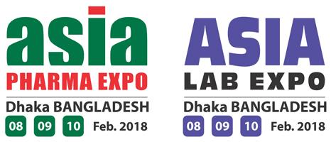 Asia Pharma Expo / LAB Expo 2018 BANGLADESZ